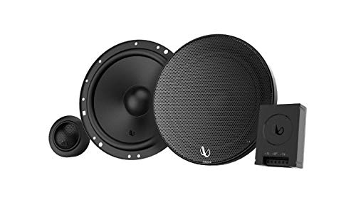 Infinity Alpha 650C 6.5 inch Two-Way Component Car Speaker Peak Power 315Watts