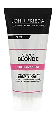 3 x Acondicionador de volumen John Frieda Sheer Blonde Brilliant Shine cada 175 ml