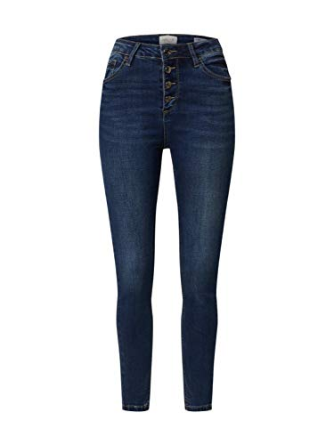 Hailys LG HW C JN Romina Frauen Jeans blau XS