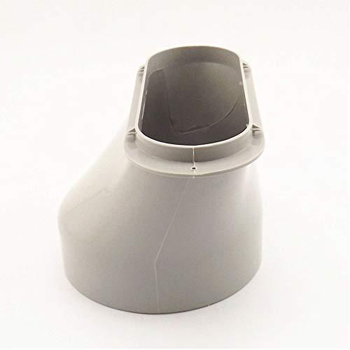 FairOnly - Tubo di scarico, diametro 15 cm, interfaccia per condizionatore portatile