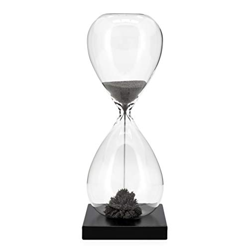 Torre & Tagus 902403B Magnetic Sand 60 S Hourglass, Tall