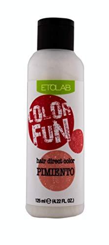 Etolab Haartönung - 3x125ml - Rot