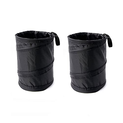 Mini Size Pop Up Trash Can for Camping Vehicle