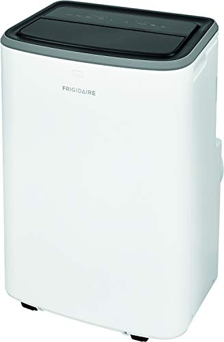 Frigidaire FHPC102AB1 Portable Air Conditioner with Remote Control for Rooms, White