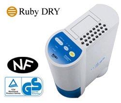 Ruby 411007 luchtontvochtiger 435 W, wit/blauw