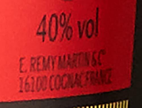 Remy Martin VSOP Fine Champagne Cognac mit Geschenkverpackung (1 x 1 l) - 7