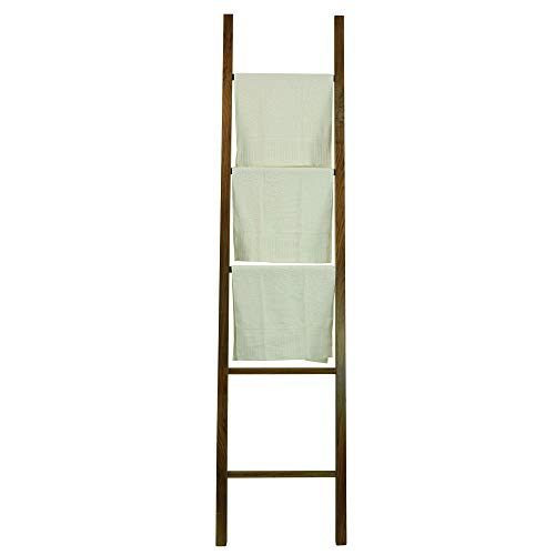American Trails Decorative Ladder with Solid Walnut