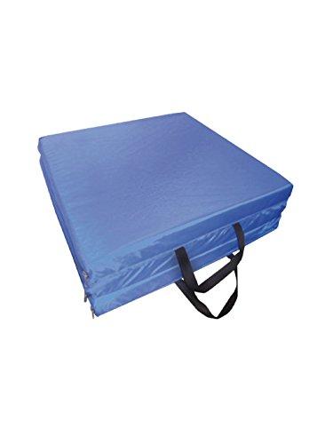Toorx Tappetino Insonorizzante, Blu, 178 cm