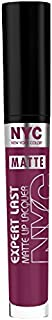(5ml, Bowery Matte Berry) - N.Y.C. New York Colour Expert Last Matte Lip Lacquer, Bowery Matte Berry, 5ml
