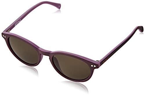 Roxy Stefany-Gafas De Sol para Chicas 8-16, Niñas, Purple/Purple/Grey-Combo, 1SZ