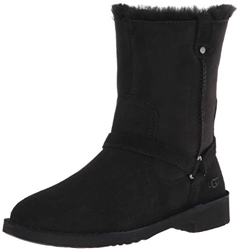 UGG Aveline Boot, Black, Size 8.5
