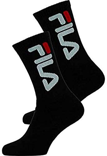 Fila F9598, Socken Uni, schwarz, 35/38