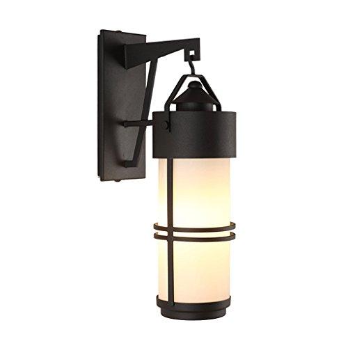 XW LRW wandlamp voor buiten, waterdicht, familie-antiek China voor hal lamp