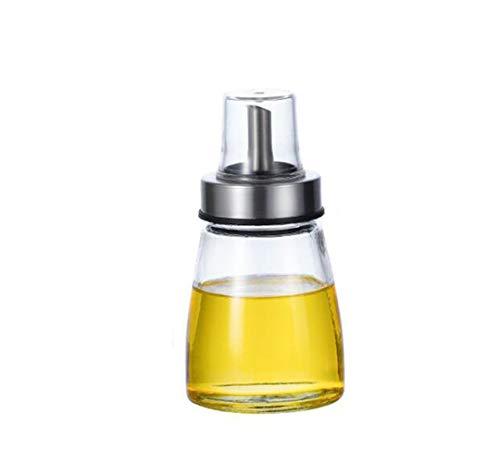16LYP Sojasauce Flasche auslaufsicher Duftölfüllung Ölflasche hitzebeständig Glas Ölflasche Essigflasche Clear3