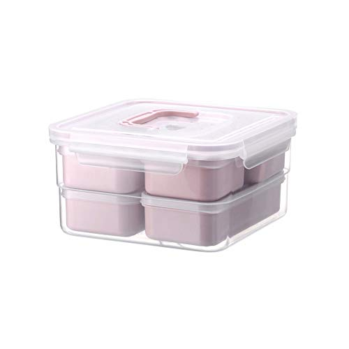 ZXXYTA Six Combo Sets, Fresh-Keeping Boxes, Kitchen Supplies, Refrigerators, Microwave Ovens, Food Storage Boxes, Household Storage Tanks