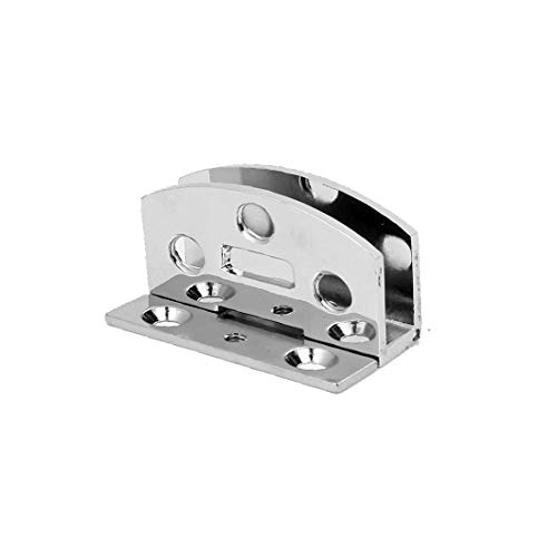 New Lon0167 Cupboard Metal Featured 90 Degree Ball reliable efficacy Bearing Door Hinge Silver Tone 50mm x 46mm x 14mm(id:454 a2 7e a2c)