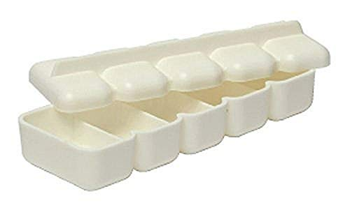 JapanBargain 3255 Japanese Onigiri Mold Rectangular Sushi Press Nigiri Maker Rice Ball Mold Made in Japan