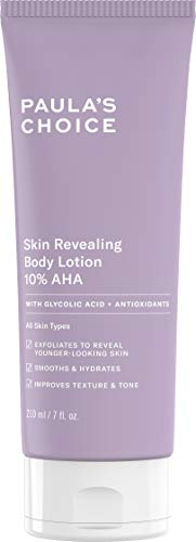 Paula's Choice Skin Revealing Body Lotion 10% AHA, Glycolic Acid