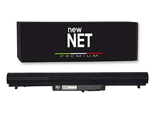 New Net Premium - Batteria per HP Pavilion Sleekbook VK04 695192-001 694864-851 HSTNN-YB4D TPN-Q113 TPN-Q114 H4Q45AA Pavilion SleekBook 14-b000 15-b000 ? Alte Prestazioni [2600mAh]