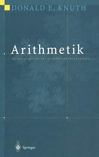 Arithmetik: Aus der Reihe The Art of Computer Programming