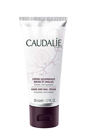 Caudalie Nourishing and Protective Hand and Nail Cream, 2.5 Ounce