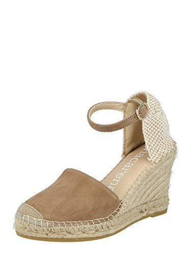 Macarena Damen Sandale Carla 6 beige 39
