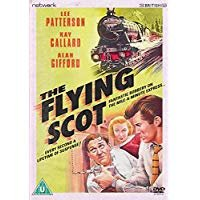 British Film Classics - The Flying Scot AKA The Mail Bag Robbery DVD Lee Patterson Kay Callard Alan Gifford Maragret Withers Mark Baker REGION 2