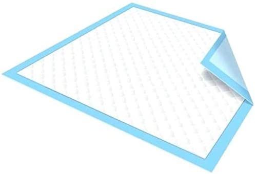 Ultra Absorbent Disposable Bed Pads with Adhesive 36 x 36 Extra Thick Underpads for Bedwetting product image