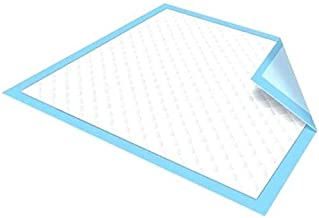 Ultra Absorbent Disposable Bed Pads with Adhesive - 36 x 36 - Extra Thick Underpads for Bedwetting, Incontinence, Furniture, Pets, & More - 40 Pack