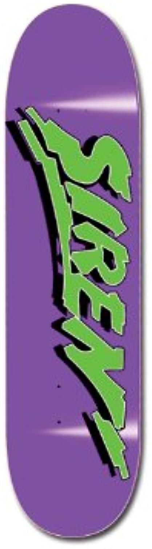 SIREN Thrashin Purple 7.75 Skatingboard Deck