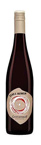 Weingut Gustavshof: ZeroS ein jugendlicher Rotwein für den alltäglichen Genuss. Ohne Schwefelzusatz, Demeter zertifiziert.
