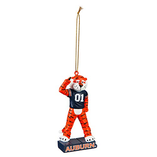 Auburn University, Mascot Statue Ornament Officially Licensed Decorative Ornament for Sports Fans