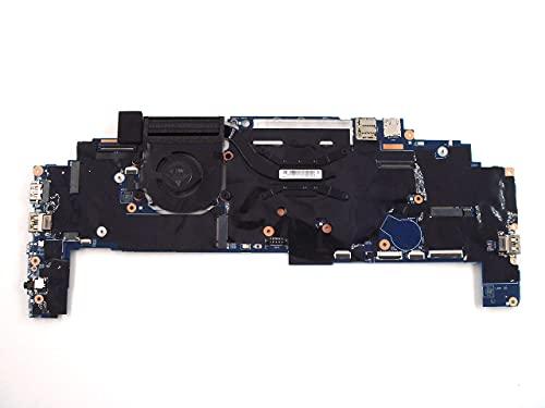 Piezas originales para Lenovo ThinkPad X1 Yoga 3ª generación 3 14 pulgadas i5-8350U 1.7Ghz 16GB placa base con ventilador 01YN207