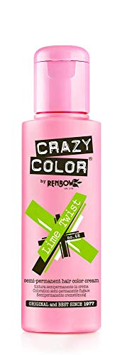 Crazy Color Hair Loss Products, 100 ml Lime Twist