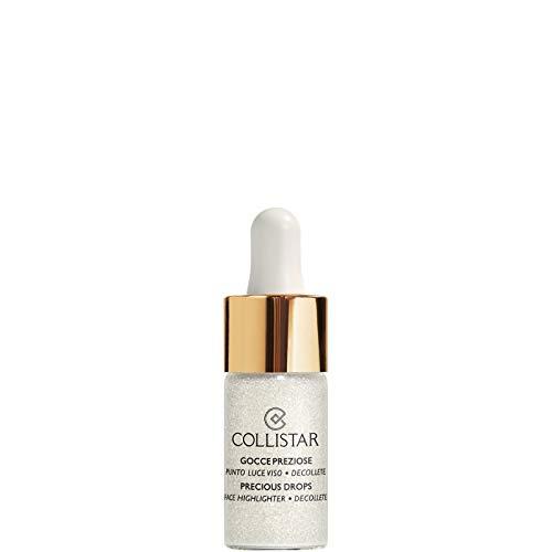 Collistar Collistar Precious Drops Face Highlighter Decollete 1 White Pearl 14 Ml - 14 ml