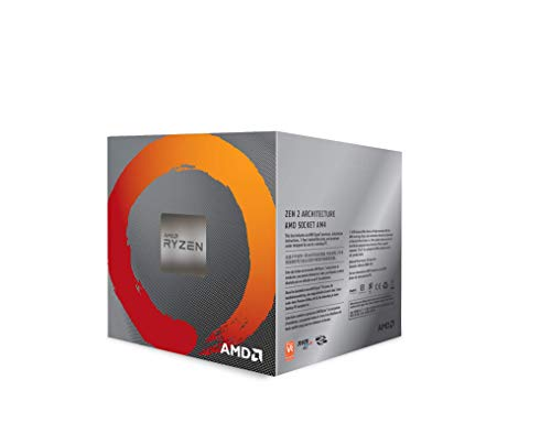 AMD Ryzen 7 3700X, Procesador con Disipador de Calor Wraith Prism (36 MB, 8 Núcleos, Velocidad de 4.4GHz, 65W) 2