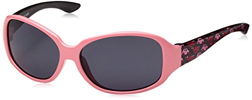 Dice Mädchen Sonnenbrille, Shiny pink, One Size
