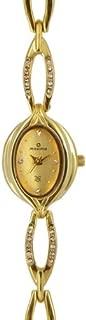 Maxima Analog Gold Dial Women's Watch - 21105BMLY