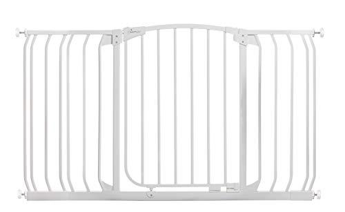 DREAMBABY F901 Liberty Extension Barri/ère Blanc 9 cm