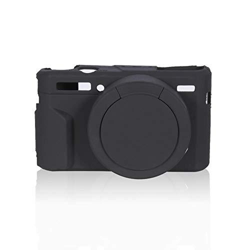 Custodia Protettiva per Fotocamera, Custodia Protettiva in Silicone Morbido Antipolvere per Canon G7XII / G7X Mark II