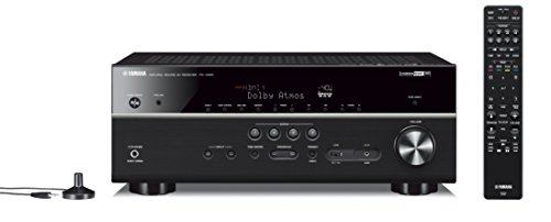 yamaha home audio receivers Yamaha RX-V685 7.2-Channel AV Receiver with MusicCast
