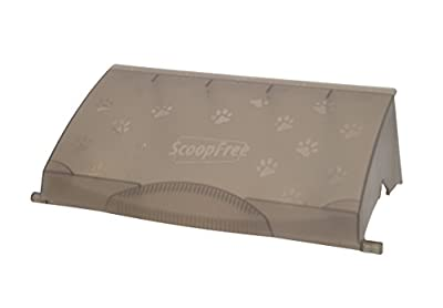 PetSafe ScoopFree Self-Cleaning Cat Litter Box Replacement Waste Trap Cover, Taupe