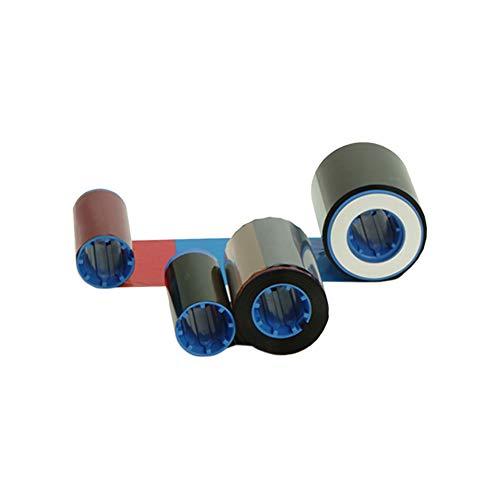 Zebra 800012-543 YMCUvK Color Ribbon for the Zebra ZXP Series 8 & 9 Retransfer ID Card Printers. 500 prints.