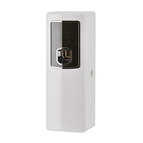 lijunjp Dispensador automático de Aerosol ambientador, programable en Aerosol de Control de olores montado en la Pared, para la Oficina Comercial del Hotel del Dormitorio