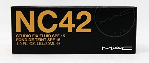 MAC Studio Fix Fl SPF 5, NC42, 1 Count, 1 Ounce
