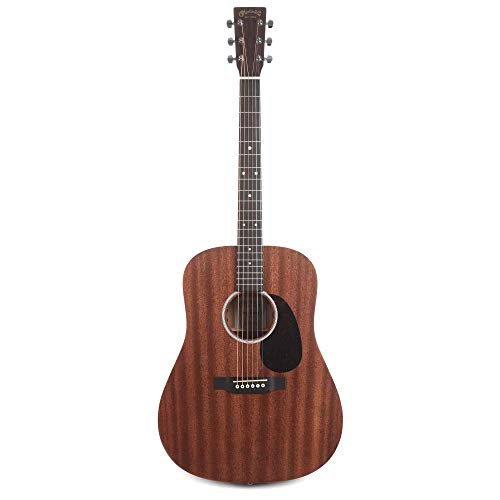 Martin Road Series D10E-01 Dreadnought Solid Sapele w/Soft Case