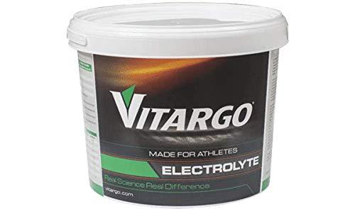 Vitargo Elettrolito Agrumi Sapore, 2kg, Carboidrato di amido brevettato, con Zuccheri Zero