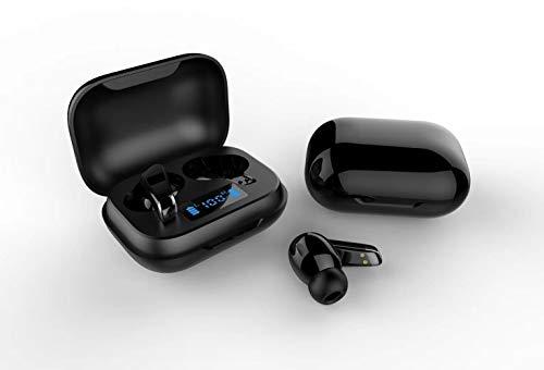 Mazu Homee vero wireless 5.0 auricolare bluetooth con scatola di ricarica wireless IPX8 auricolare impermeabile TWS stereo auricolare microfono incorporato premium profondo basso adatto per sport