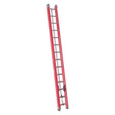 Westward, 44YY49, Extension Ladder, Fiberglass, 28 Ft, Ia