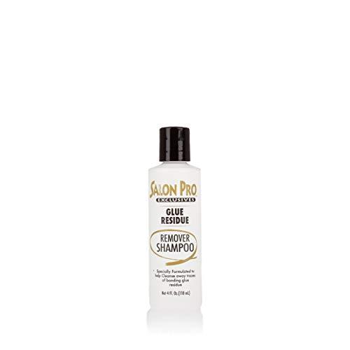 Salon Pro Glue Residue Remover Shampoo, 4 Ounce